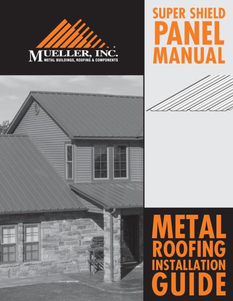 Installation Manuals Mueller Inc