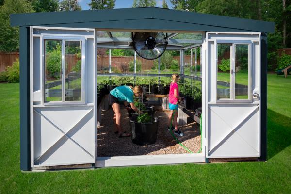 Greenhouse - 12 x 18