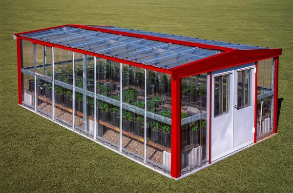 Greenhouse - 12 X  21