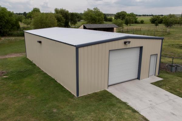 Standard Series - Small Barn - 30 x 50 x 12