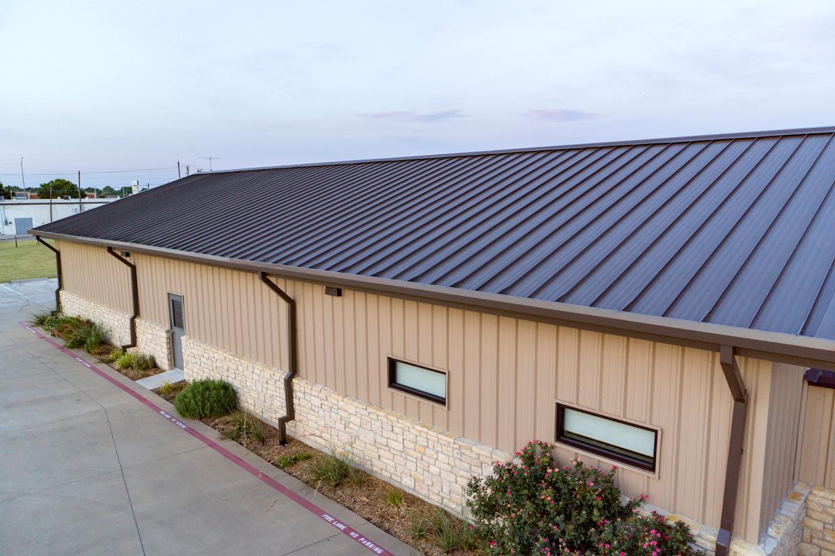 Metal Roofing - Mueller, Inc