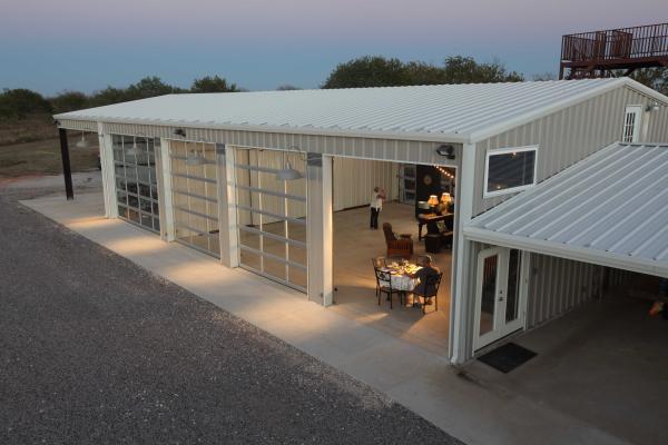 Custom Buildings - Custom Steel Buildings Photo Gallery - Mueller, Inc