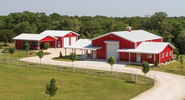 Multi-Functional Ranch