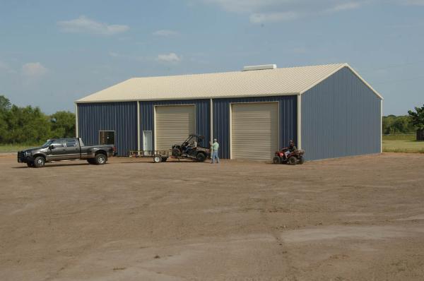 Custom Steel Buildings - Mueller, Inc