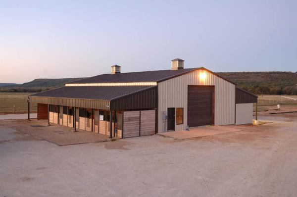 Custom Steel Buildings - Mueller, Inc