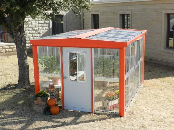 Greenhouse - 9 x 12