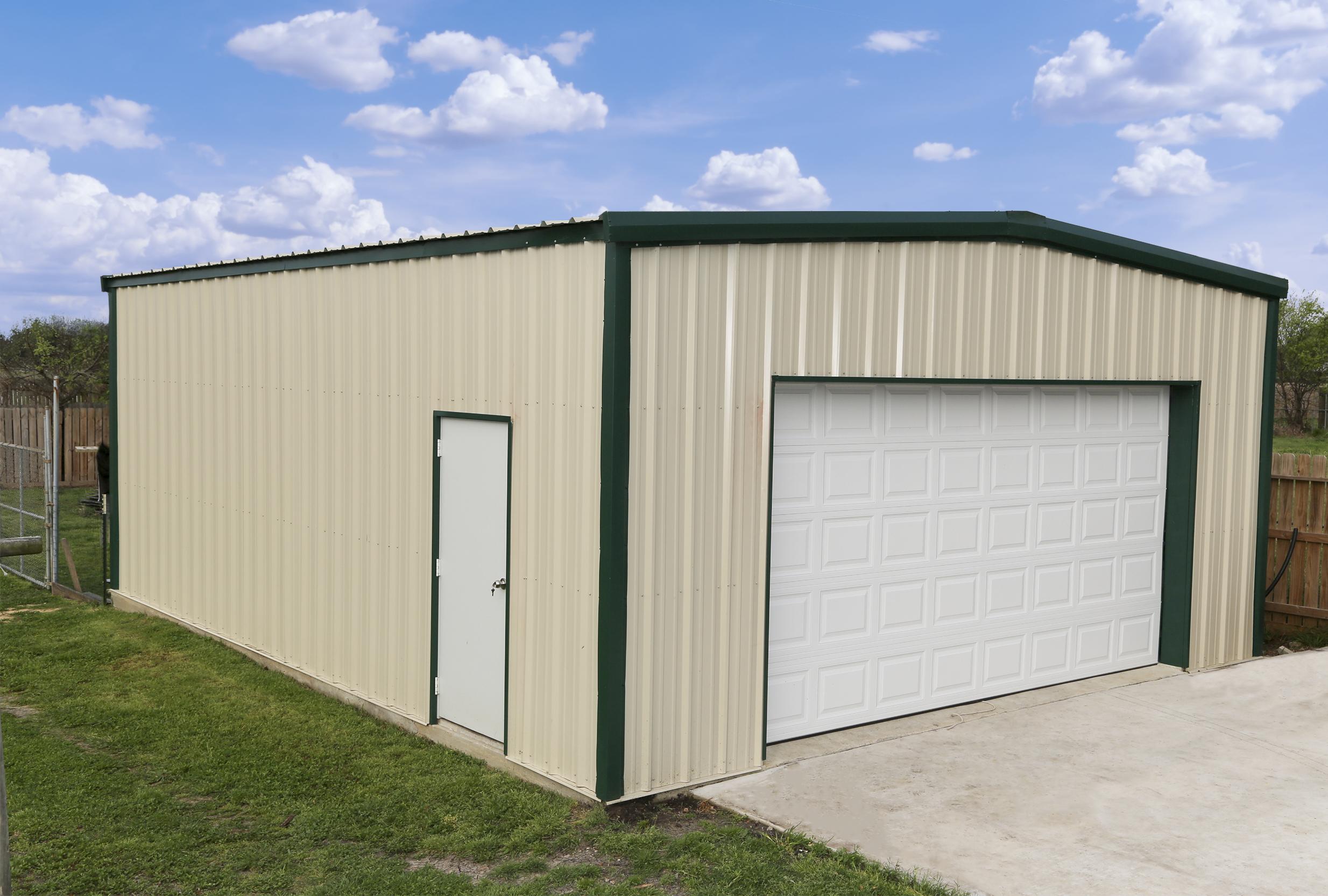 Standard Series Garage 24 X 30 X 11 Mueller Inc