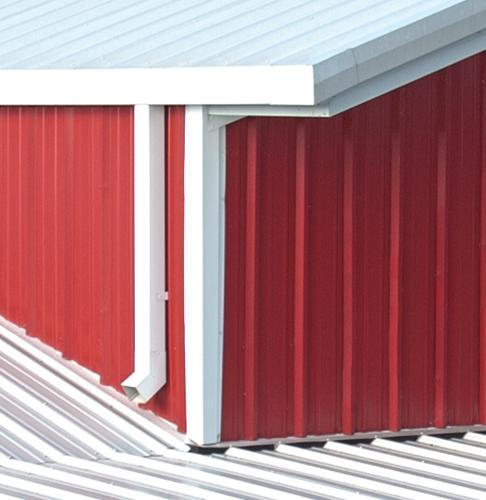 Steel Buildings Accessories and Components - Mueller, Inc