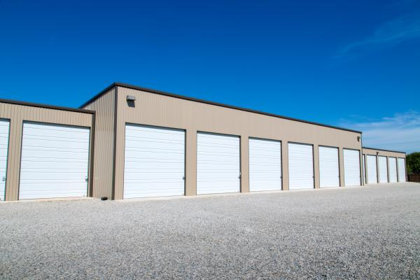 Self Storage Buildings Complex 1
