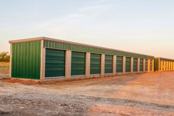 Self Storage Buildings Complex 2