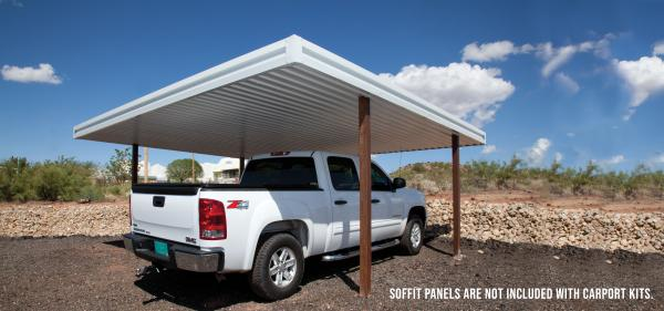 Carport - 12 x 20 - Click for Pricing
