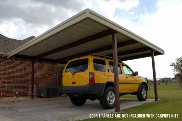 Carport - 20 x 20 - Click for Pricing