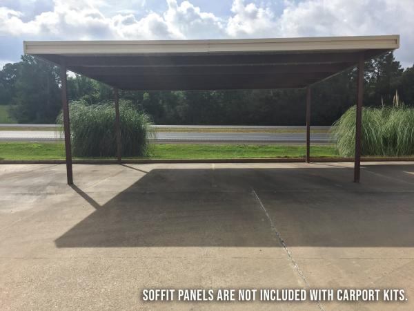 Carport - 24 x 24 - Click for Pricing