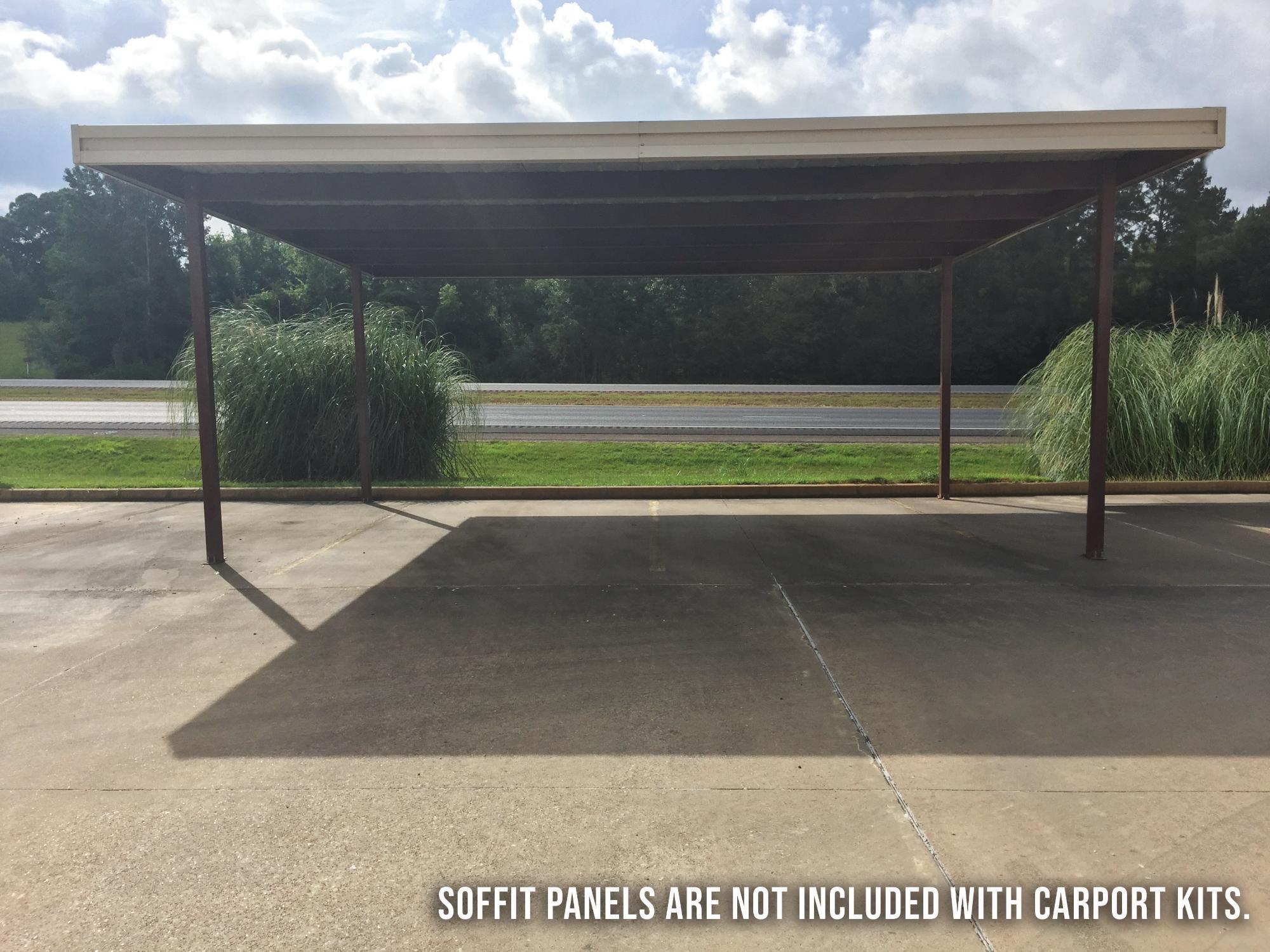 Carport 24 X 24 Mueller Inc