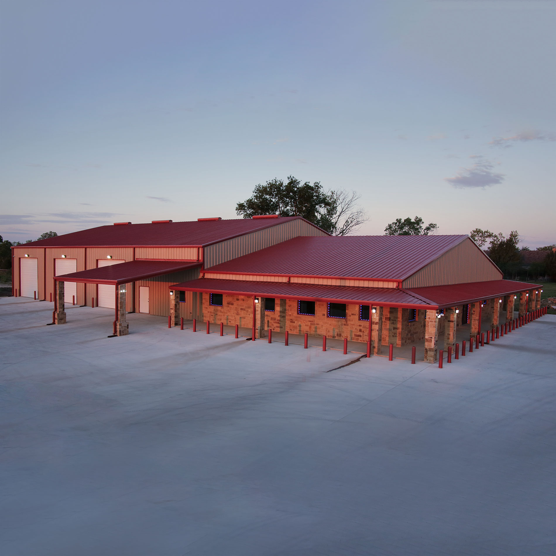 Commercial Metal Buildings Mueller Inc